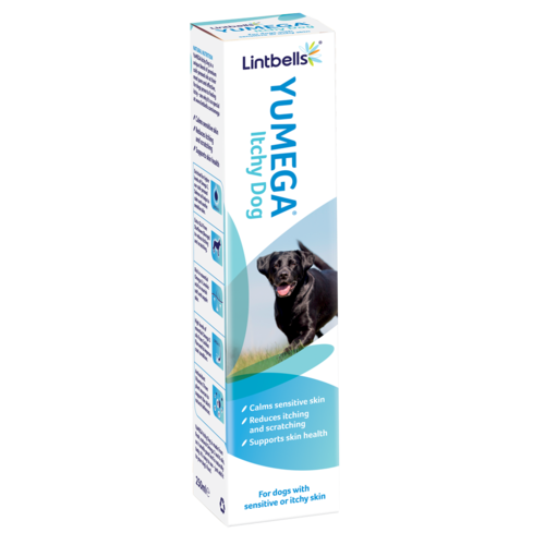Lintbells YuMEGA Itchy Dog