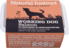 Natural Instinct: Working Dog Salmon Food *Collection Only*