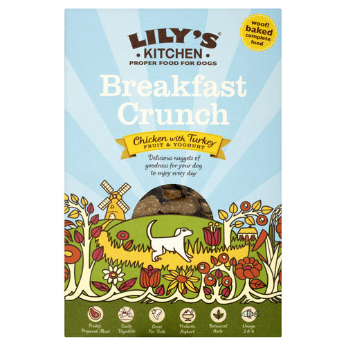 Lily's Kitchen:  Breakfast Crunch for Dogs