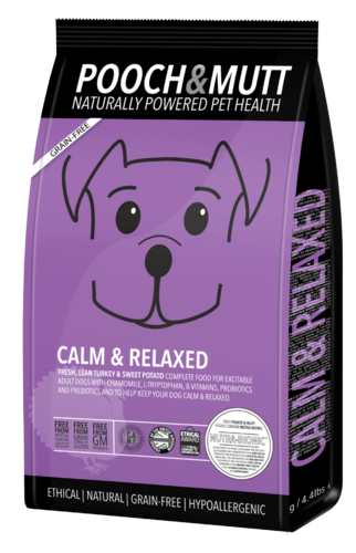 Pooch & Mutt - Calm & Relaxed complete grain-free Dog Food