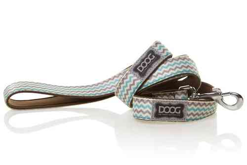 DOOG Benji Dog Lead (Chevrons)