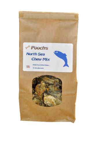 Pooch's - North Sea Chew Mix