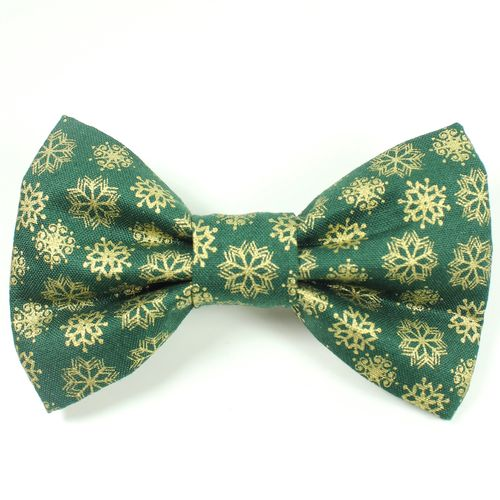 Feathers & Tails Xmas - Blixen Bow Tie (Dog)