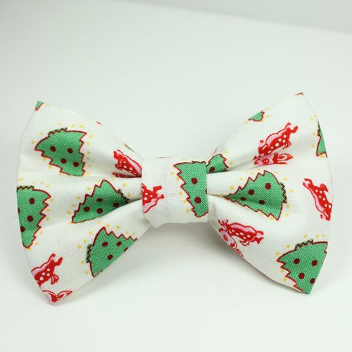 Feathers & Tails Xmas - Dancer Bow Tie (Dog & Cat)