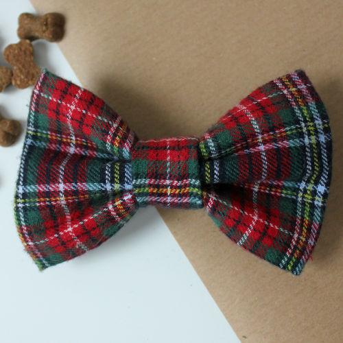 Feathers & Tails - Angus Tartan Bow Tie