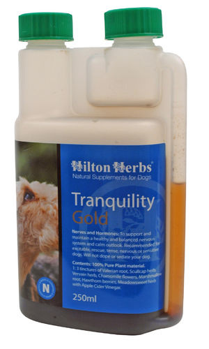 Hilton Herbs - Canine Tranquility Gold