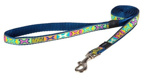 Rogz Fixed Nylon Dog Lead