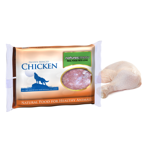 Natures Menu Just Chicken Mince for Dogs