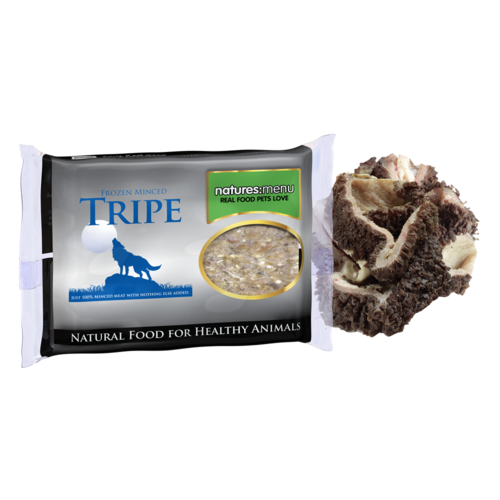 Natures Menu Just Tripe Mince for Dogs