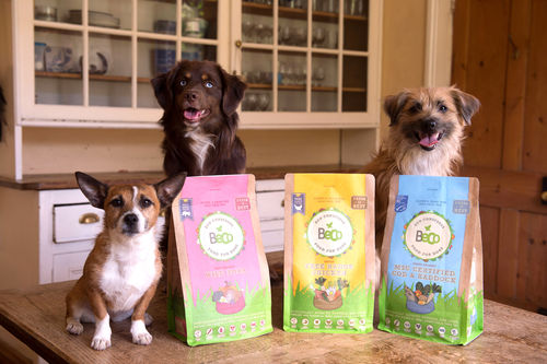 Beco Dog Food - Free Range Chicken