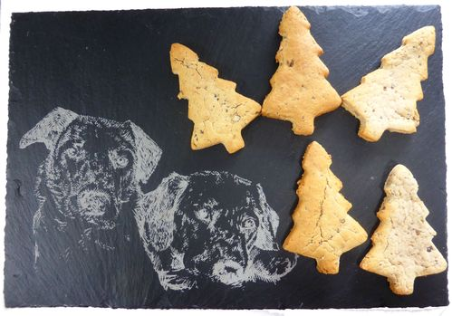 Alfie & Molly's - Turkey, Chestnut & Thyme Christmas Trees (Grain Free)