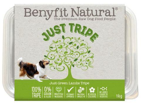 Benyfit Natural - Just Tripe *Collection Only*