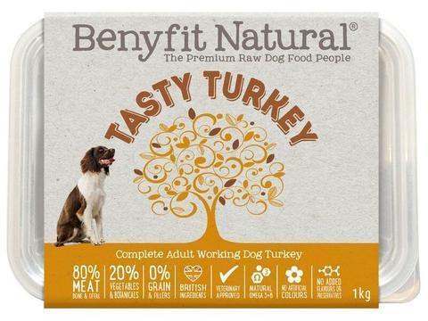 Benyfit Natural - Tasty Turkey *Collection Only*