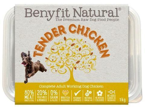 Benyfit Natural - Tender Chicken *Collection Only*
