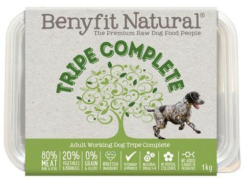 Benyfit Natural - Tripe Complete *Collection Only*