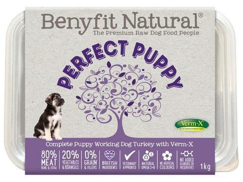 Benyfit Natural - Perfect Puppy Turkey *Collection Only*