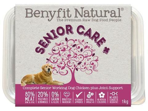 Benyfit Natural - Senior Care Chicken *Collection Only*