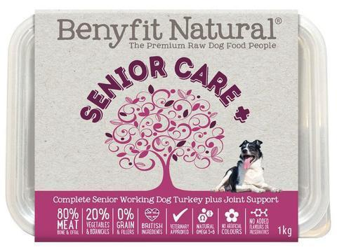 Benyfit Natural - Senior Care Turkey *Collection Only*