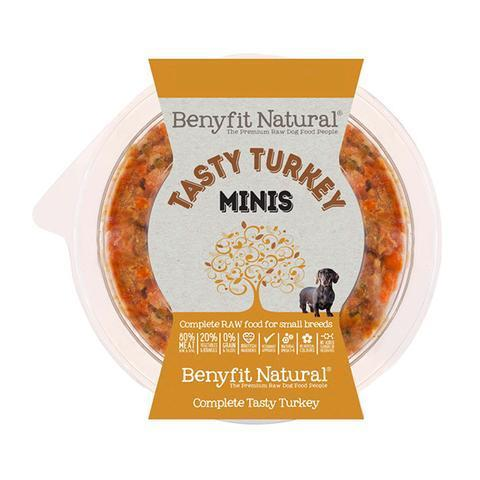 Benyfit Natural - Mini Tasty Turkey