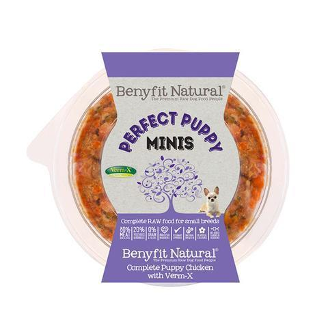 Benyfit Natural - Mini Perfect Puppy Chicken