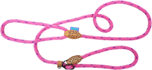Dog & Co Rope Slip Lead - Pink