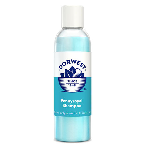 Dorwest Herbs Pennyroyal Dog & Cat Shampoo
