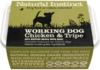 Natural Instinct: Working Dog Chicken & Tripe Food *Collection Only*