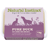 Natural Instinct: Pure Duck Food *Collection Only*