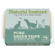 Natural Instinct: Pure Green Tripe Dog Food *Collection Only*
