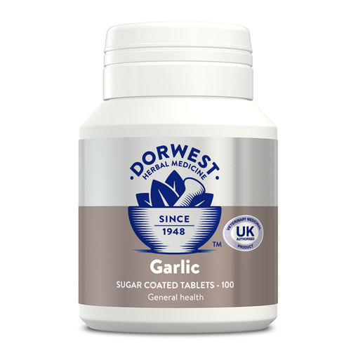Dorwest Herbs Garlic Tablets
