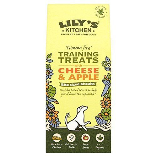 Lily's Kitchen: Organic Cheese and Apple Training Treats