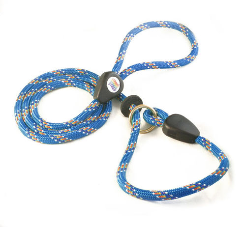Outhwaite Rainbow Rope Slip Dog Lead