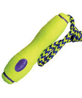 Air KONG Fetch Stick with Throw Rope