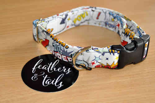 Feathers & Tails - Ace Dog Collar