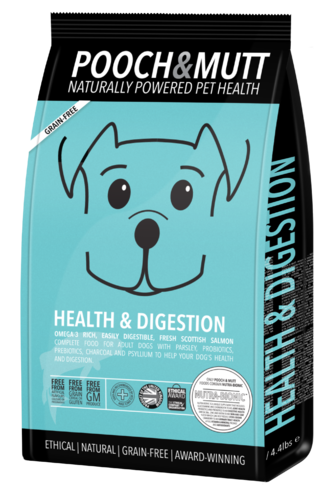 Pooch & Mutt - Health & Digestion complete grain-free Dog Food
