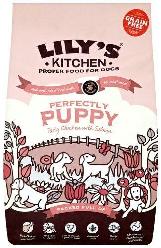 Lily's Kitchen:  Perfectly Puppy Grain-Free Recipe for Puppies