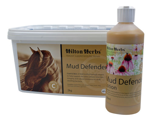 Hilton Herbs - Mud Defender - Beat the Wet!