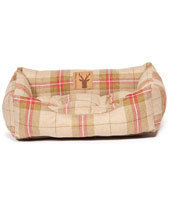 Danish Design - Newton Moss Snuggle Dog Bed