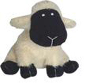 Danish Design - Seamus The Sheep Plush Dog Toy
