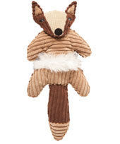 Danish Design - Fergus the Fox Plush Dog Toy