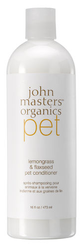 John Masters Organic Lemongrass & Flaxseed Pet Conditioner