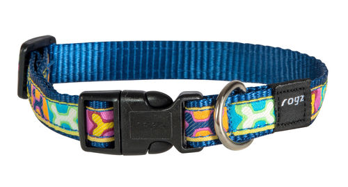 Rogz Scooter Nylon Dog Collar