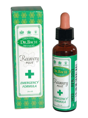 Bach Recovery Plus 20ml
