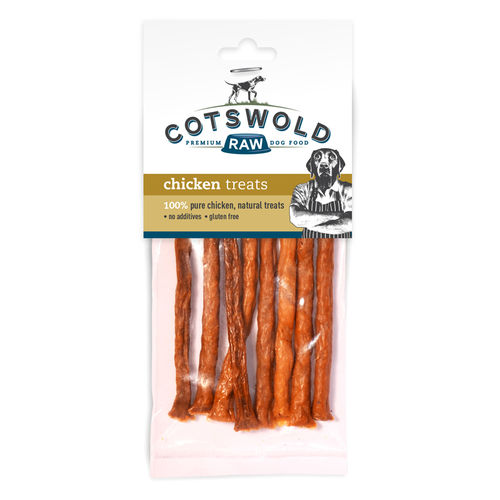 Cotswold Raw - Pure Chicken Treats 50g