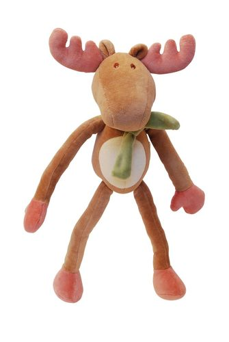 Simply Fido Organic Collection Christmas Plush Moose 30cm