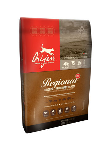 Orijen Dog Adult Regional Red Dog Food