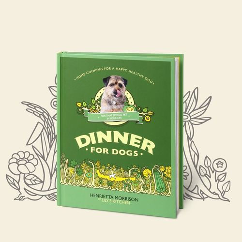 Lily's Kitchen: Dinner for Dogs Book