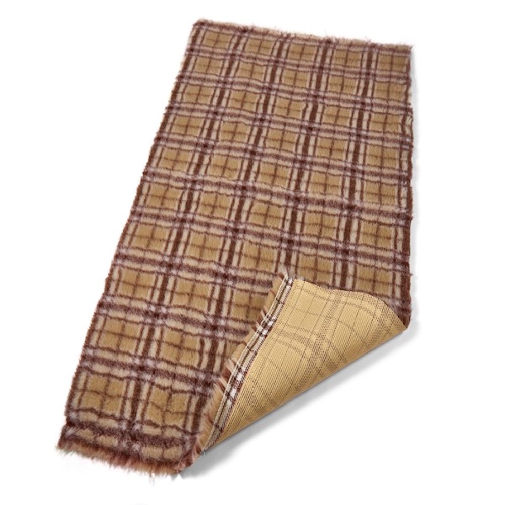 Active Non Slip Vet Bedding Autumn Plaid