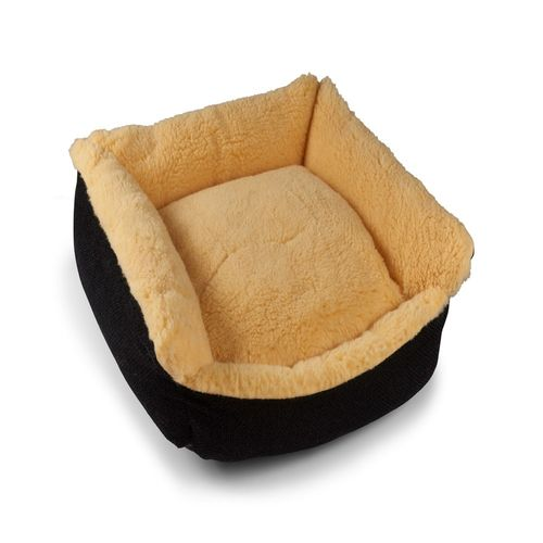 Senior Gold 7+ Pet Bed Cosy - Wheat