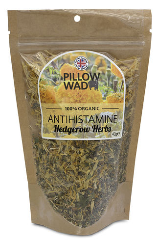 Pillow Wad Antihistamine Hedgerow Herbs 40g